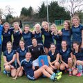 Girls U18 Premier beat Woking Hockey Club 8 - 0