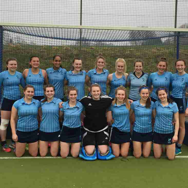 Reading Girls U18 through to EH National Cup Final