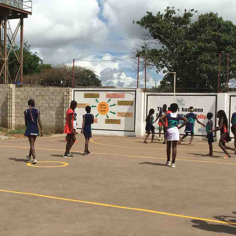 Hillcrest Zambia 'A' Team