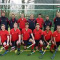 Mens 2nd XI lose to Barford Tigers 2 1 - 3