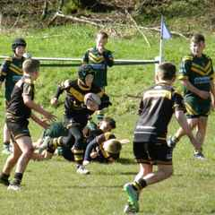 OSA v Leigh Miners Gold 17.4.16 Lancs Cup