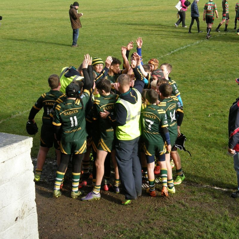 OSA v Waterhead 6.11.16  Oldham Cup Final