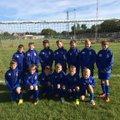 Under 11's beat Hawkesmill Juniors  0 - 4