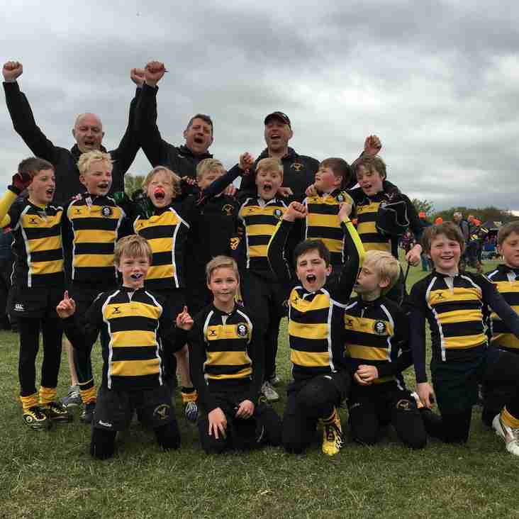 U10s Burnham-On-Sea Rugby Tour