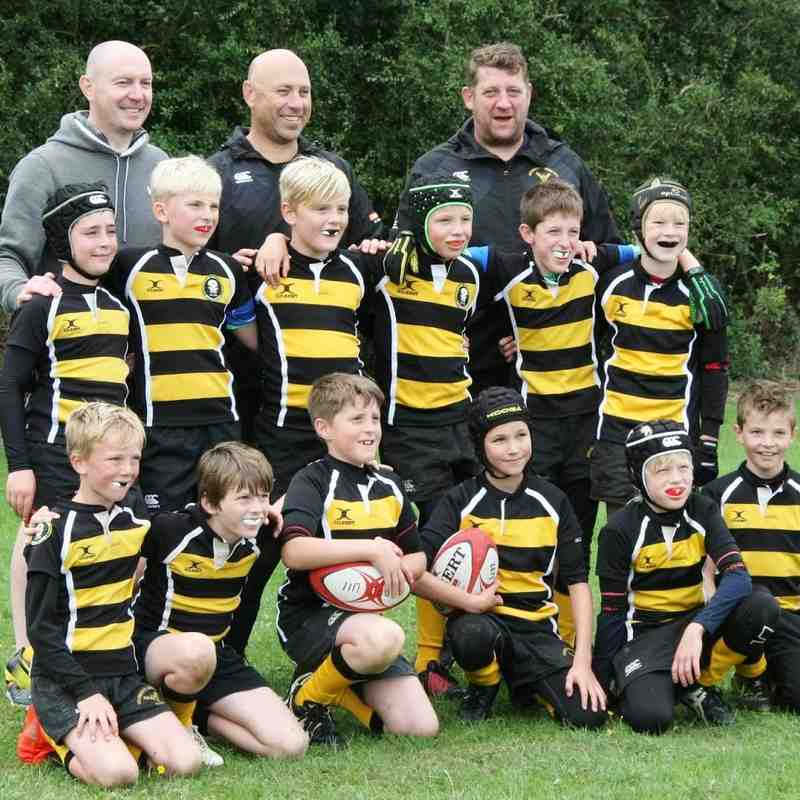 Congratulations Letchworth U11 Cheetahs