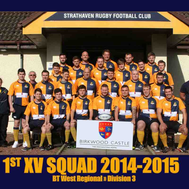 1st Team Photo 2014