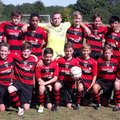 Under 14  beat Parsloe Athletic 6 - 0