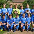 Under 14  beat Chars Youth 7 - 2