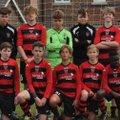 Under 15 beat Wheathampstead Wanderers Sharks 16 - 2