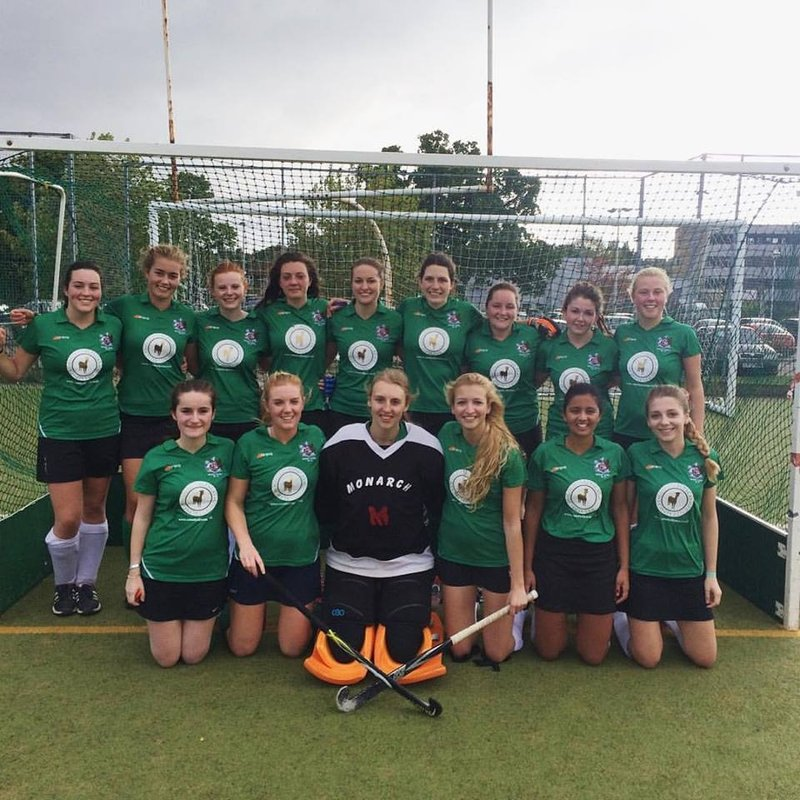 The Royal Veterinary College Hockey Club vs. Kent 1st