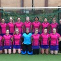 Ladies 2nd XI beat Solihull Blossomfield 1 - 3