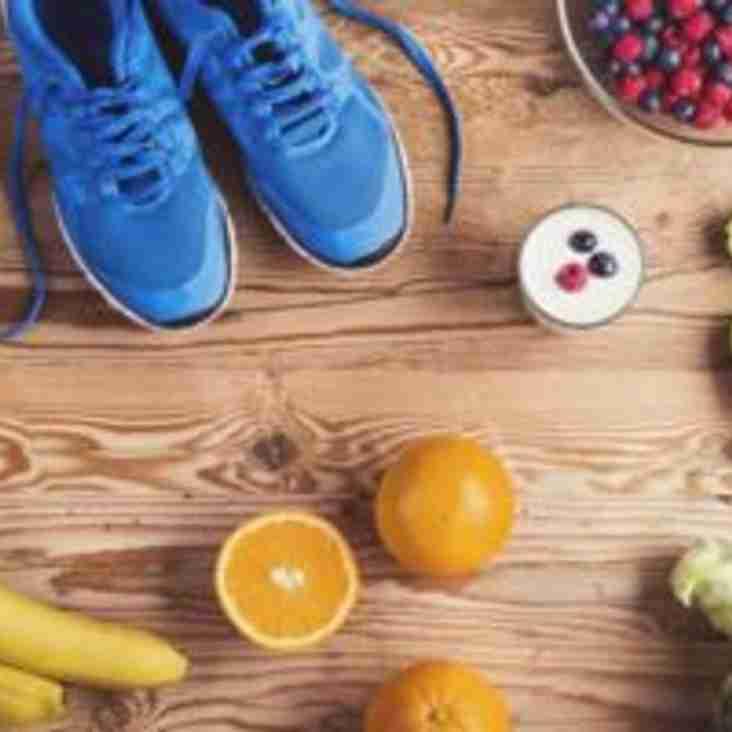 Nutrition for hockey