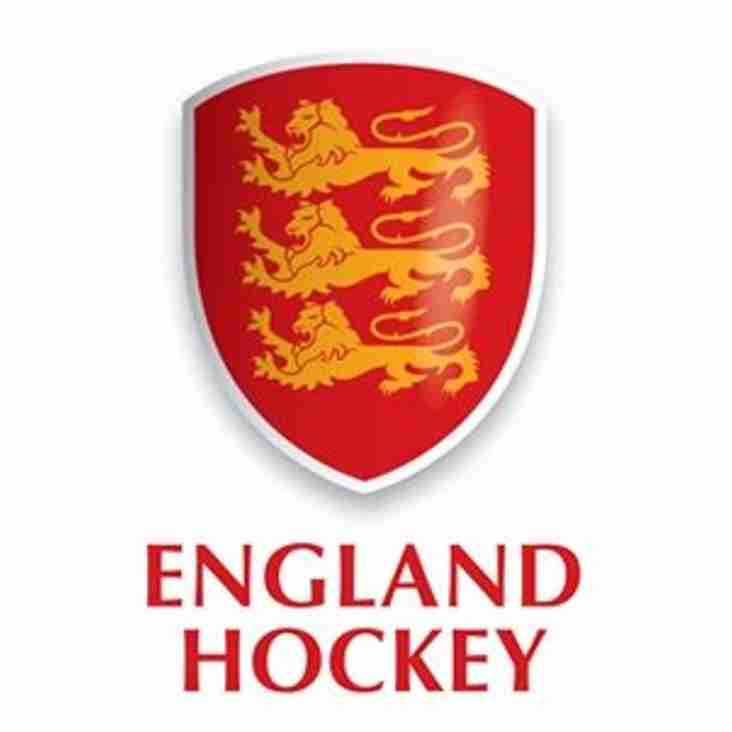 England Hockey Introduction to Hockey course 7th July funded places available