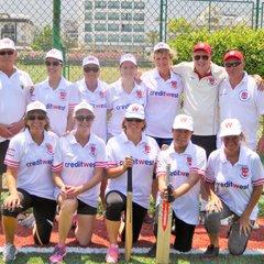 East v West Ladies Cricket - 03.06.17