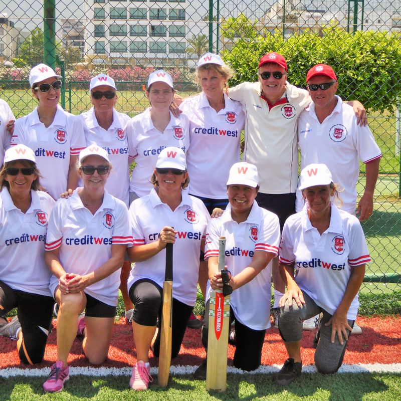 Creditwest TRNC LADIES Cricket