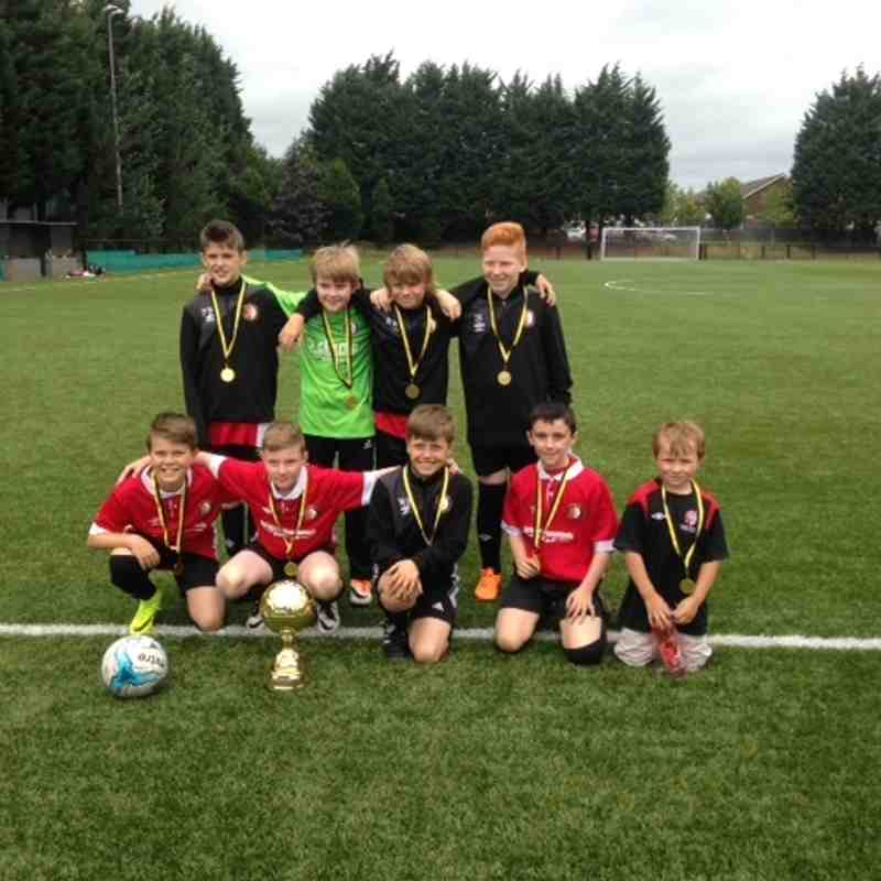 Shankill tournament 07 August 2016