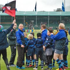 Chichester U10s v Tabard RFC (@ Saracens RFC 07/01/17)