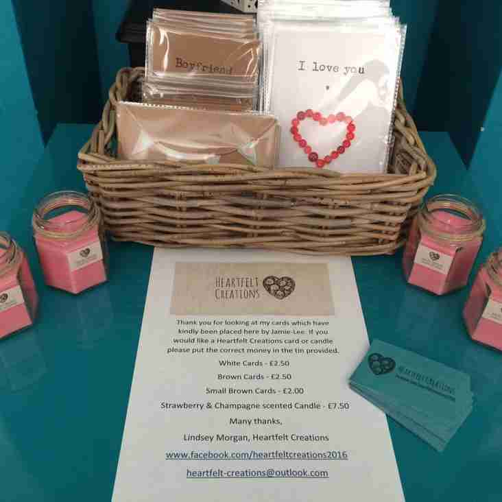 Heartfelt Creations Cards and Candles