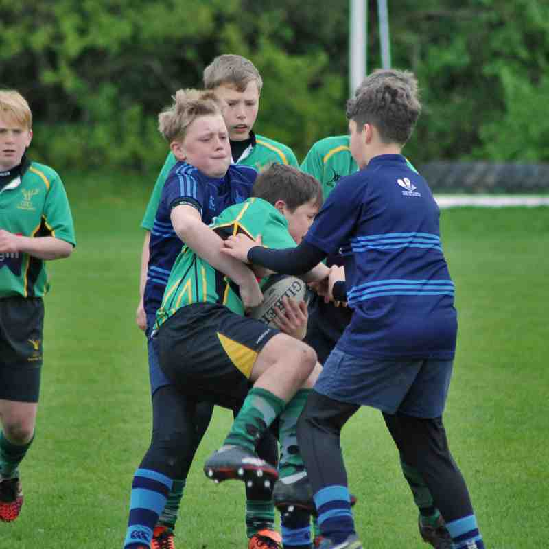 U11s @ London Irish - Vol 1