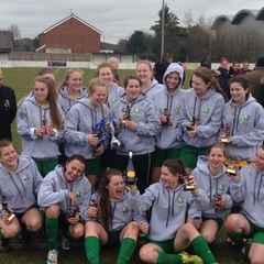 Laurel Park U18 Vipers win Cup Final!