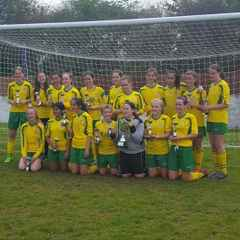 Laurel Park U14 Starz win Cup Final!