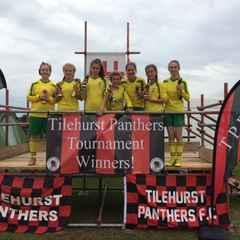 Laurel Park Tournament Success