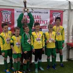 More tournament success