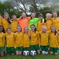 U14 Starz (Bob Guinn) lose to Wargrave Girls Sparks 5 - 2