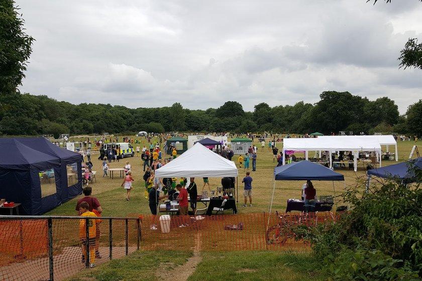 Laurel Park Fun Day - 30th June
