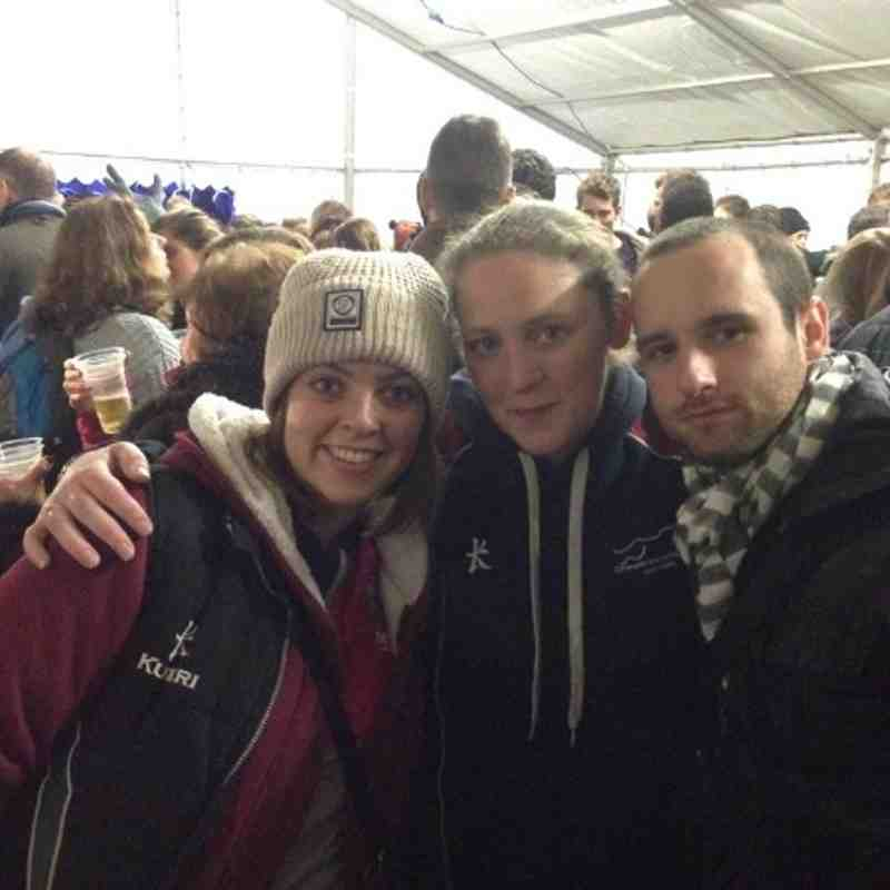 Cheam HC at Twickenham for the Big Game on 27.12.14