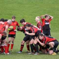 Exeter Saracens vs Tavistock