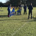 Tynemouth United U10s end part 1 of the season staying unbeaten