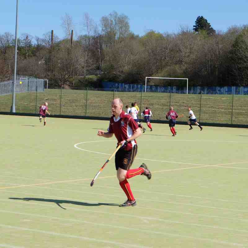 Watsonians Men's 4s Championship winning game