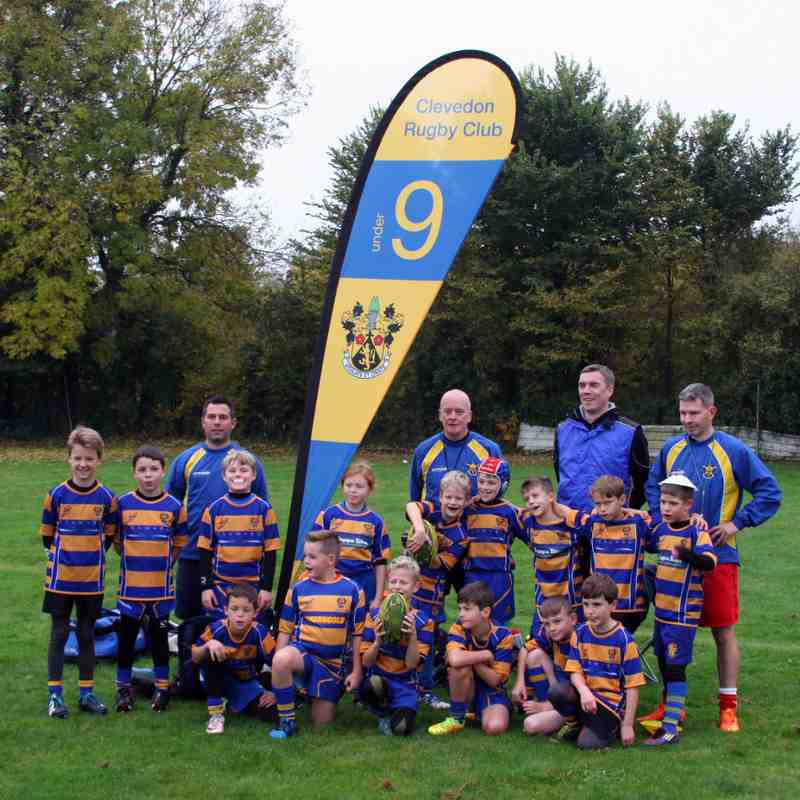 U9 v Old Reds 30th October 2016#