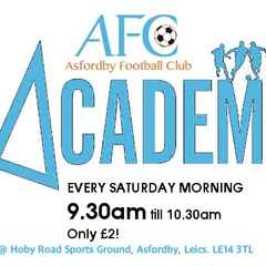AFC Academy - Change of Start Date
