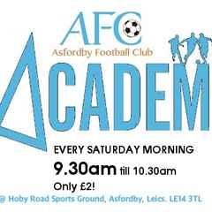 AFC Academy - Change of Start Date