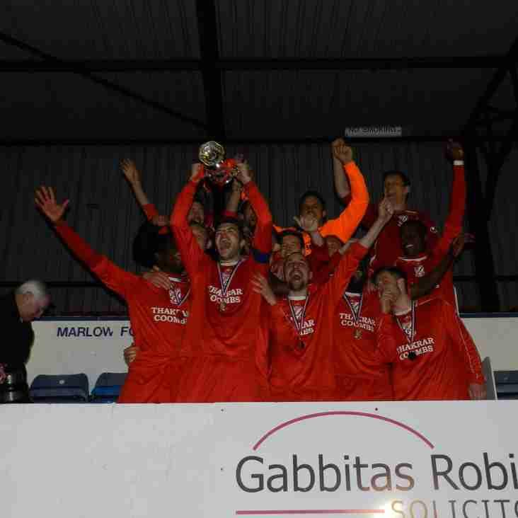 Wycombe Senior Cup Final - Friday 11th May