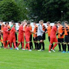 Flackwell Heath 1st v Wokingham & Emmbrook FC 5 Sept 2015 Score 4-3