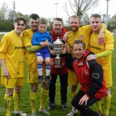 Uhlsport Hellenic League Challenge Cup Final 2 May 2016