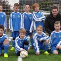 Appley Bridge U10 vs. Leigh Genesis FC U10 Turbines