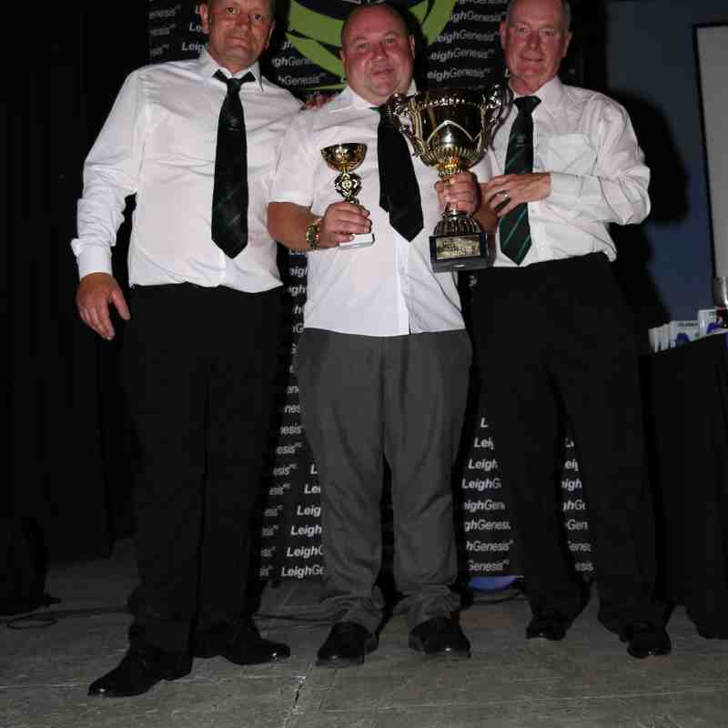 Presentation Night 30.06.18