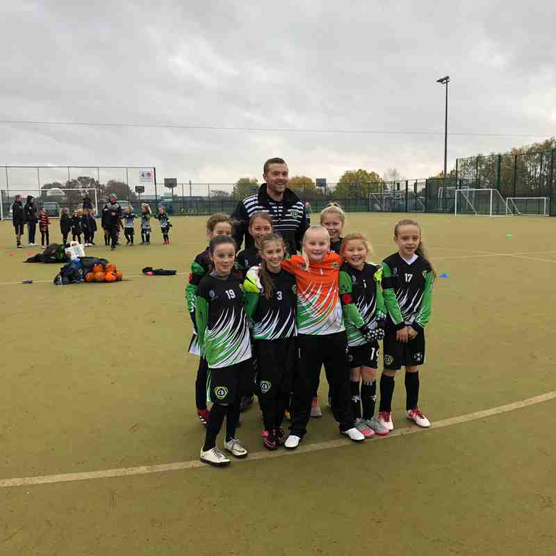 U10 Rocket Girls