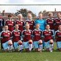 Burnley FC Ladies beat Merseyrail Bootle Ladies 4 - 3