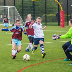 Action from U11s v PNE