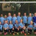 Under 13 Claret beat Town Green 2 - 3