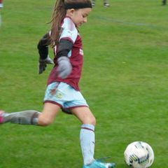 U11 Clarets v Haslingden - 15th October 2017