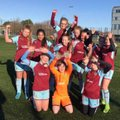 Under 13 Claret beat Dalton Girls & Ladies 0 - 4