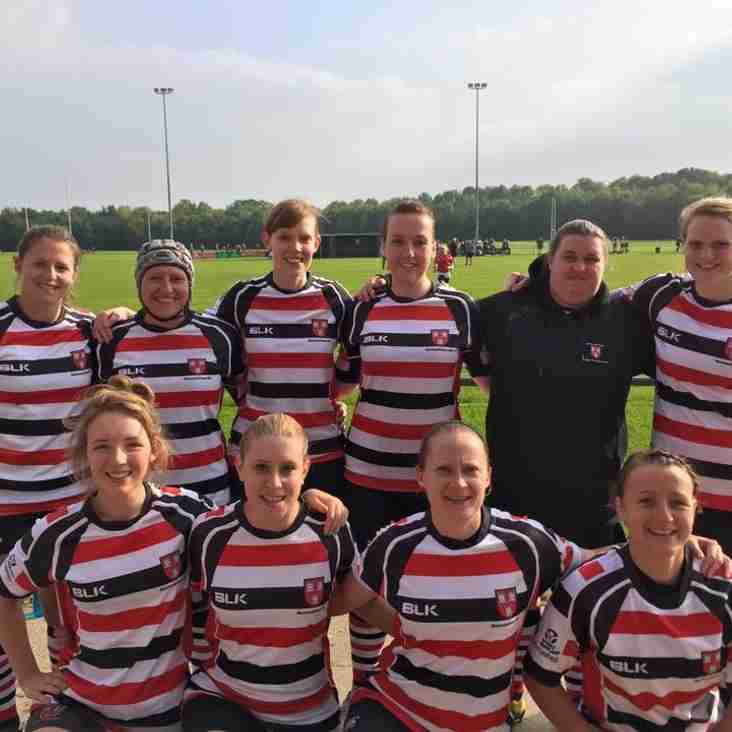 Ladies Development Dazzle Darlo 10's