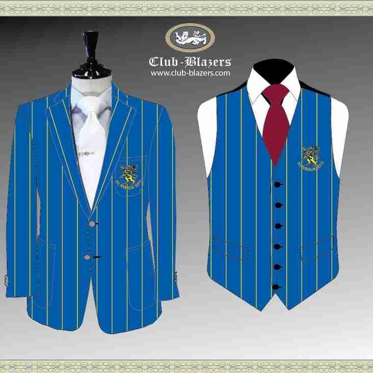 New Alnwick RFC Waistcoats Available