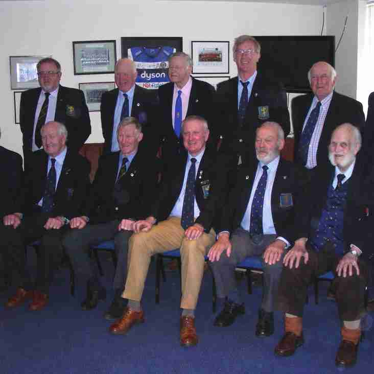 Past Presidents of Alnwick Rugby Football Club